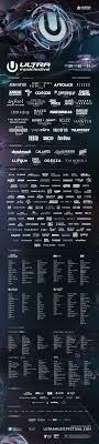 Calendario 2007 Mexico Previous Lineups Ultra Music Festival