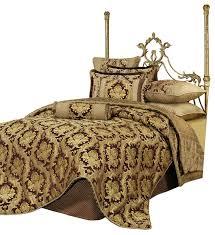 austin horn classics elizabeth 4 piece queen bedding collection