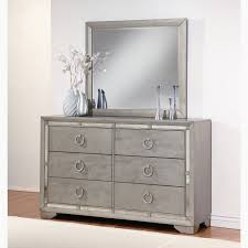 dresser and chest set. Mirrored Media Chest Beautiful Abbyson Valentino 6 Drawer Dresser And Mirror Set N