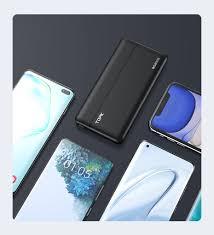Pin Dự Phòng TOPK I1015P 18W QC3.0 10000mAh Hỗ Trợ Sạc Nhanh Hiển thị đèn  Led cho iPhone HUAWEI Samsung Xiaomi OPPO Vivo Realme | Pin Sạc Dự Phòng
