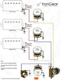 epiphone sg 3 volumes 1 tone wiring 3 humbuckers google search