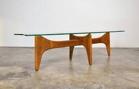 Adrian Pearsall for Craft Associates Stingray or Surfboard Coffee Table