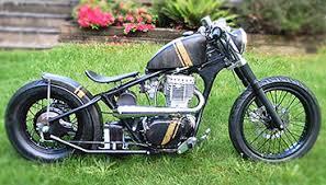 ryca motors rr 1 hardtail bobber