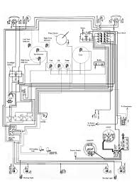 custom dune buggy wiring diagram