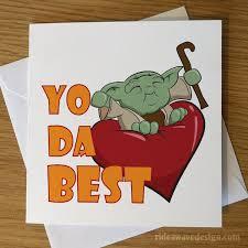 yoda best valentine s day card