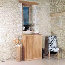 mobel oak shoe cupboard cor20d baumhaus mobel solid oak extra large shoe