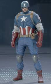 avengers costume skins outfit list