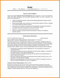 Resume Summary Examples 100 Good Resume Summary Resume Type 95