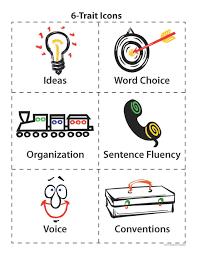 Best     Six traits ideas on Pinterest   Six trait writing     Pinterest