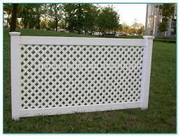 vinyl lattice fence panels. Vinyl Lattice Fence Panels