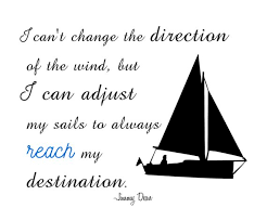 Direction Quotes Unique I Cant Change The Direction Svg Quotes Inspirational Quotes Etsy