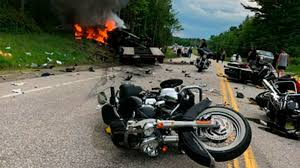 Publics Help Sought After 7 Bikers Die In Crash With Pickup