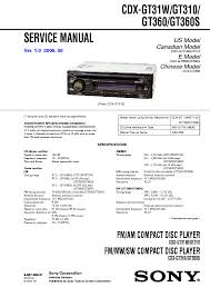 sony cdx gt wiring diagram schematics and wiring diagrams collection sony cdx gt210 wiring diagram pictures wire