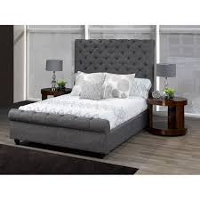 bed frame with mattress included. Interesting With Brassex Raleigh Queen Platform Bed Frame Grey B2029QGR For With Mattress Included B