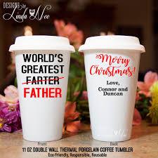 Travel Mug Design Ideas Personalized Worlds Greatest Farter Father Coffee Mug