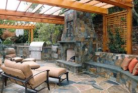 outdoor kitchens with fireplace. Unique With Outdoor Kitchen Fireplace Intended Outdoor Kitchens With Fireplace C