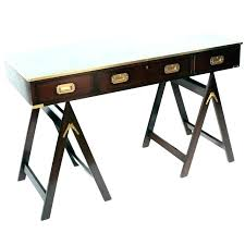sawhorse style desk legs table saw horse campaign on desirable l
