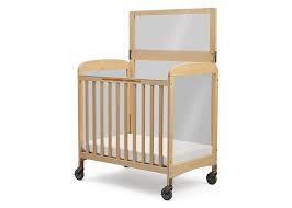 Sweet Dreamer Crib with Safe Barrier Delta Children