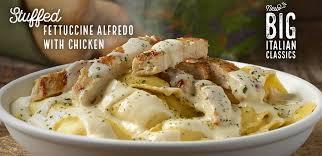 rigatoni olive garden big italian classics specials restaurant