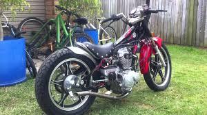 150cc schwinn stingray chopper youtube