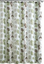 brown and cream shower curtain cozy inspiration brown and gray shower curtain great green curtains decor brown and cream shower curtain