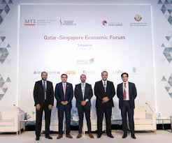 Forum Design Qatar The Qatar Singapore Economic Forum 2017 Meinhardt