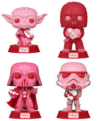 Requiring few supplies, you can create this valentine's box quickly. First Look At Valentine S Day Star Wars Pops Funkopop
