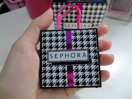 resenha mini ping bag palette sephora sephora collection um ping bag makeup