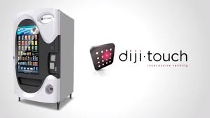 Diji Touch Vending Machine Impressive Microsoft Showcases Windows 48 In Retail Including Vending Machine