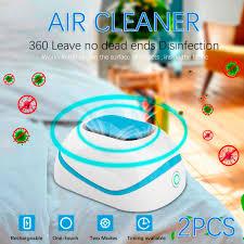 2 Cái Máy Tiệt Trùng Làm Sạch Không Khí Tủ Lạnh Khử Mùi, Máy Lọc Khử Mùi  Hôi
