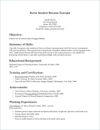 Cna Resumes Examples Experience Resume Resume Samples Sample ...