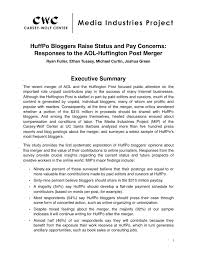 Format For An Executive Summary Executive Summary Apa Format 6th Edition Example Templates