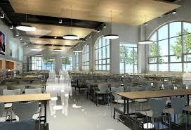 High school cafeteria Palatine Dover High School Cafeteria Pinterest Dover High School Cafeteria School Spaces School School Design