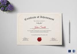 38 Sample Certificate Templates Pdf Doc Free Premium Templates