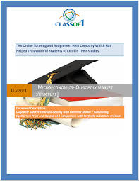 essays on oligopoly market essay academic service essays on oligopoly market