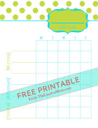 Chore Charts For Adults Printable Free Printable Chore Charts For Kids And Adults The