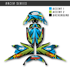 motocross helmet wrap