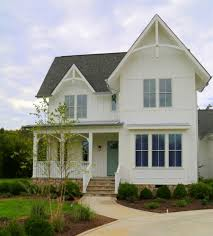 exterior white paintExterior Paint Colors  Painting the Body and Trim the Same Color