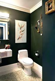 powder room rugs decorating a