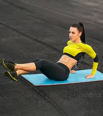 how women can get six pack abs