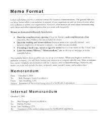 Letter Of Understanding Template Word Memo Of Understanding Template