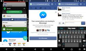 app to text from computer how to send a facebook message without facebook messenger tech advisor