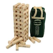 How To Play Tumbling Tower Wooden Block Game Superior Giant Tumble Tower Ultimate XL OVER 100ft Tall During Play 86
