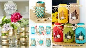 Mason Jar Crafts 31 Extraordinary Adorable Diy Mason Jar Crafts To Pursue