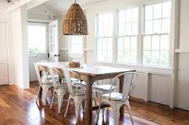 wood and metal dining table sets wood table with metal chairs astonishing materials of beach dining
