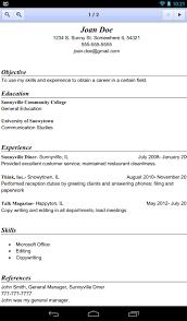 Google Resume Builder Resume Builder Google 100 Screenshot nardellidesign 59