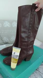 clarks brown leather boots women s size 7