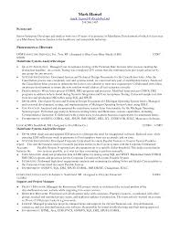 Software Programmer Resume Sample Free Resume Example And