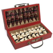 old chess sets on ebay.  Chess 32 Pieces Terra Cotta Warriors Figure Chess Set Chinese Wood With Leather  Box Intended Old Sets On Ebay S
