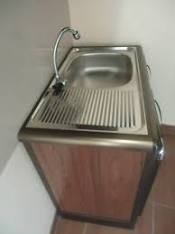 image of portable kitchen sink